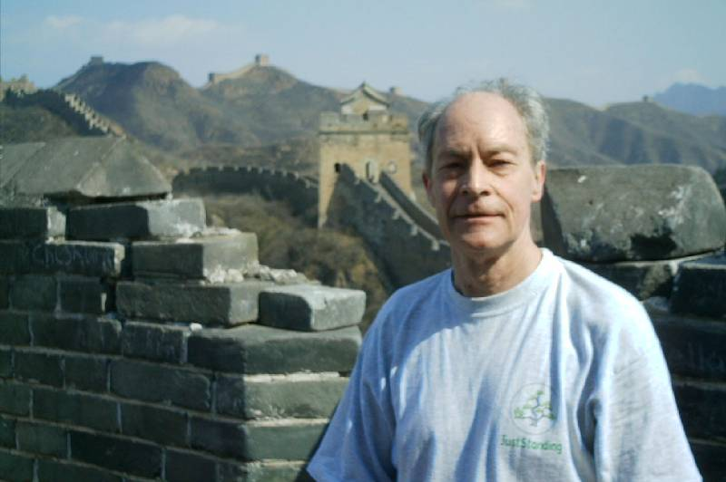 Tim in China
